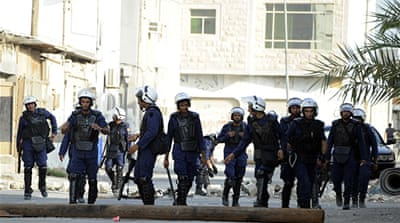 Should the US continue to arm Bahrain?