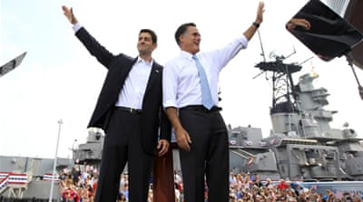 Romney chooses Paul Ryan as running mate