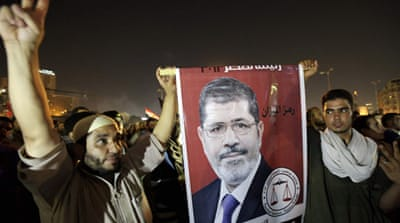 Can Morsi break the military's hold on Egypt?
