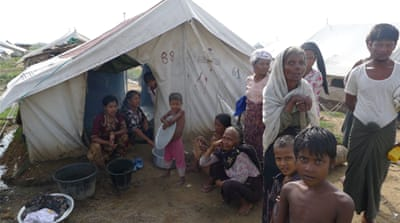 Thousands of Rohingya helpless after violence