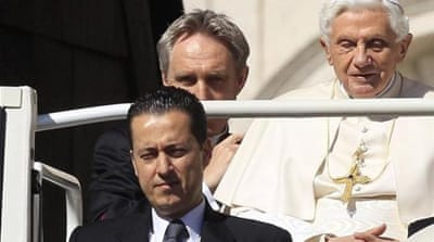 Vatican rules Pope's butler must stand trial