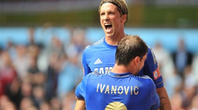 Torres ready to shine for Chelsea