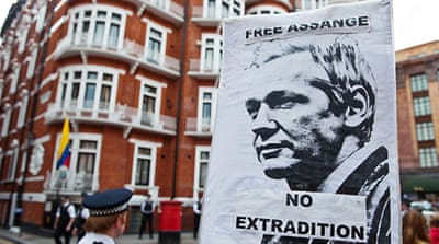 'Assange will not get safe passage out of UK'
