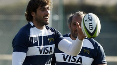Argentina join rugby's Tri-Nations elite