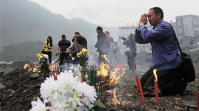 China still shaken by 2008 Sichuan quake