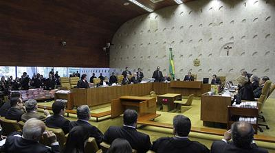 Brazil's 'trial of the century'