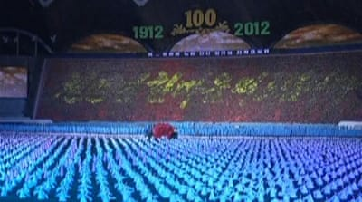 North Korea opens annual 'mass games'