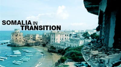 Somalia in Transition