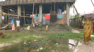 Violence leaves thousands homeless in Assam