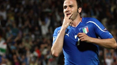 The Rossoneri and Inter have agreed terms over the Pazzini-Cassano swap in what is likely to be their biggest signing before the transfer window closes [EPA]