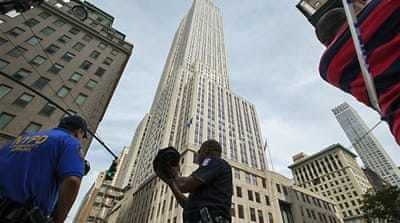 Shooting outside NYC's Empire State Building