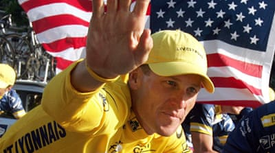 US cyclist Lance Armstrong stripped of titles