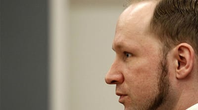 Norway killer will not appeal sentence