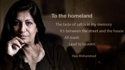 Hala Mohammad: Waiting for Spring