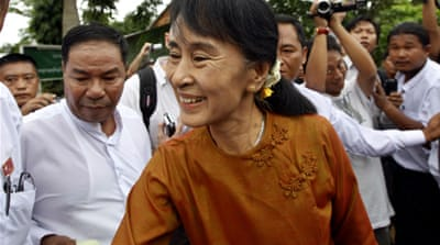 Much has been said about Suu Kyi's stance on the Rohingya, who are denied citizenship by Myanmar [EPA]
