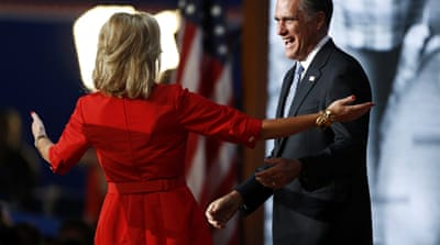 Romney affirmed as Republican nominee