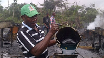 Nigeria leaks billions from rampant oil theft