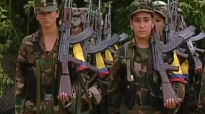 Talks with FARC win support in Colombia