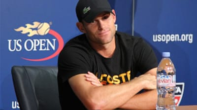 Roddick, who turned 30 on Thursday, won his only Slam at the US Open in 2003 [EPA]