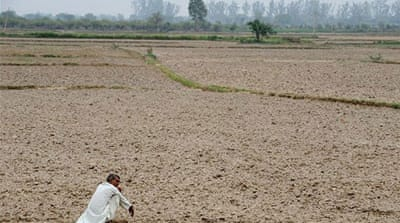 Drought wreaks havoc on Indian farmers