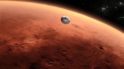 US tycoon plans mission to Mars