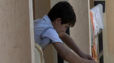 Syrian refugees feel 'trapped' in Iraq