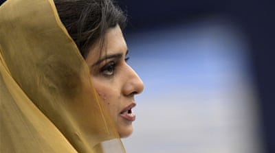 Hina Rabbani Khar: Forging new ties