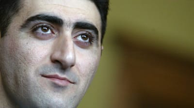 Hero's welcome for Azerbaijan axe murderer