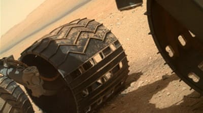 Curiosity set to explore surface of Mars