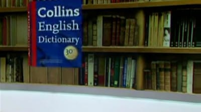 Harper Collins adds words to dictionary