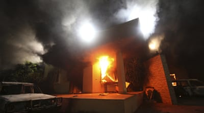 US envoy dies in Benghazi consulate attack