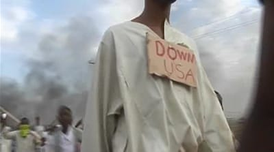 Anti-Islam video protests shake Sudan