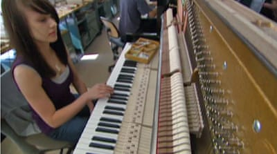 Iconic piano firm eyes China market