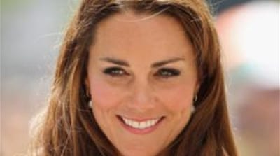 Kate, the Duchess of Cambridge, was photographed topless at a secluded villa in southern France [EPA]