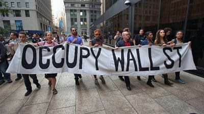 Occupy movement scambles to remain relevant