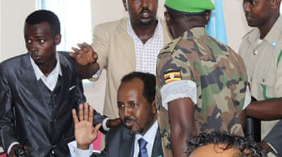 Can Somalia's leader contain the al-Shabab?