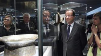 France's Louvre opens new Islamic gallery