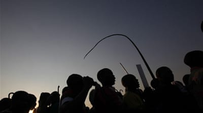 Strikers at Lonmin's Marikana mines eventually reduced their demand and settled for a 22 per cent raise [File: Reuters]
