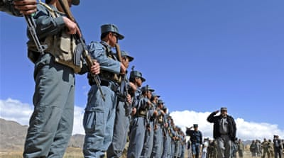Deadly insider attack hits Afghan police