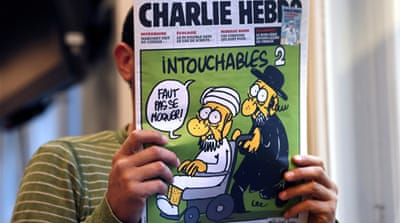 Charlie Hebdo defends Muhammad cartoons