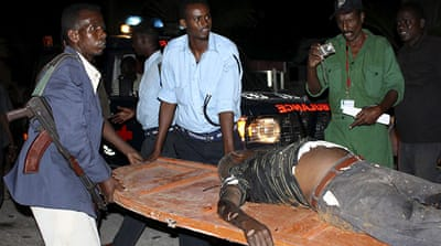 Deadly blast rocks Somalia capital
