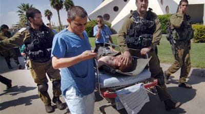 Deaths in Israel-Egypt border shootout