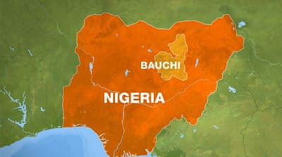Suicide bomber strikes church in Nigeria