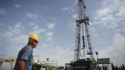 The oil field could stretch as far as 250 square kilometres [Reuters]