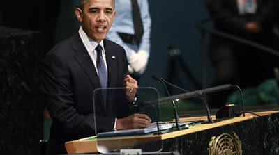 Obama urges unity against global extremism