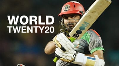 World Twenty20 live blog