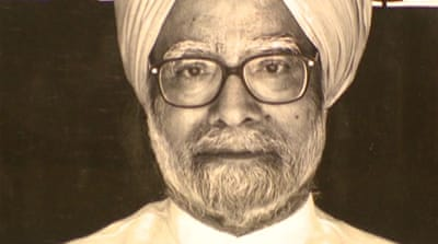 India's Manmohan Singh turns 80