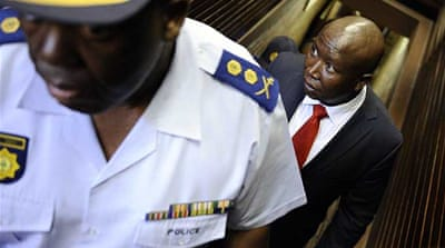 Malema denies money laundering charges