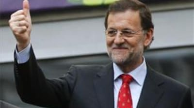 Rajoy has been often blamed for not understanding the sensitivities of Spain's economic plight [Jonan Basterra]