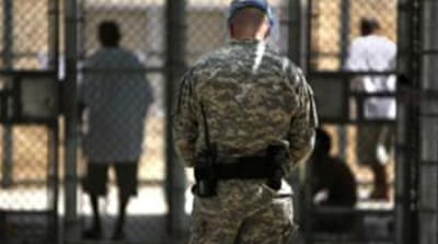 When Barack Obama was running for president in 2008, one of his biggest campaign promises was to close the prison at Guantanamo Bay [Reuters]
